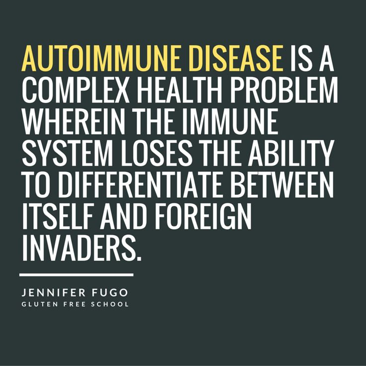 Autoimmune disease is a complex health problem wherein the immune system loses the ability to differentiate between itself and foreign invaders. Literally, your body mistakenly attacks itself inflicting (sometime irreversible) damage and igniting systemic inflammation.