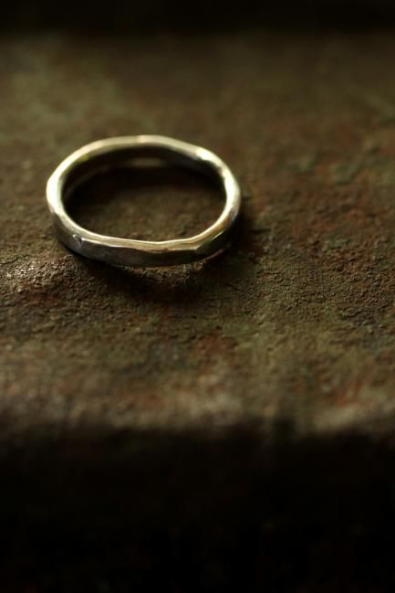 Silver Ring 2mm - IRRE