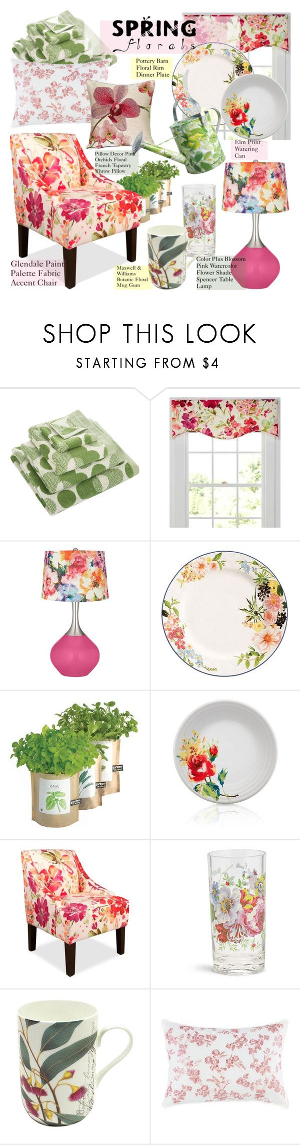 Country curtains logo -  Make Your Home Bloom By Sofirose Liked On Polyvore Featuring Interior Interiors Country Curtainsorla