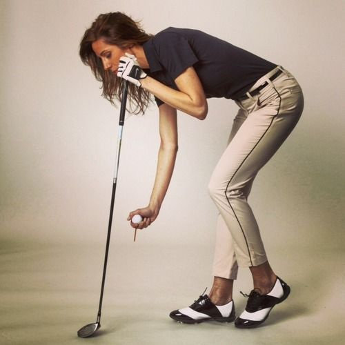 Who said you cant look great golfing?? http://www.golfclubscenter.com/best-ladies-golf-club-sets/                                                                                                                                                     More
