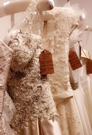 It goes without saying that it's often much cheaper buying online or second-hand when looking for a wedding dress.  As for being ethical? Once bridezilla mode has been fully activated, giving to charity is likely to be the last thing on your mind.  This is where Brides Do Good come in.