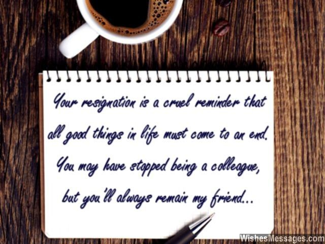 25 best ideas about Goodbye messages for friends – Goodbye Note