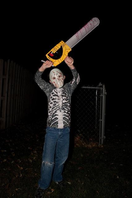 chainsaw killer