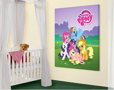 My Little Pony Bedroom Decor | 14 Best We Love My Little Pony Kids Room Decoration Images On