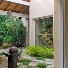 Jardines de estilo asiático de Pierre Bernard Création