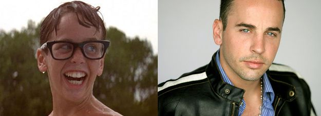 That awkward moment when you find out that Squints from The Sandlot is kind of hot now... #nerdsdontalwaysfinishlast