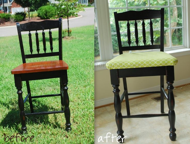 Dining Room Chair Makeover  Chair Makeover Future And Kitchens Simple Cost To Reupholster Dining Room Chairs Decorating Design