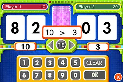 Does your district use the Everyday Mathematics games? Did you know that some of the games are available as apps?