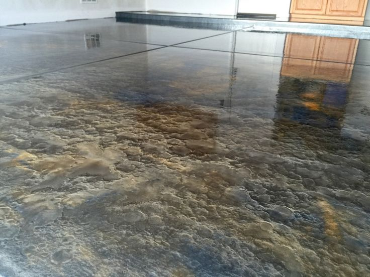 pin epoxy garage floor - photo #27