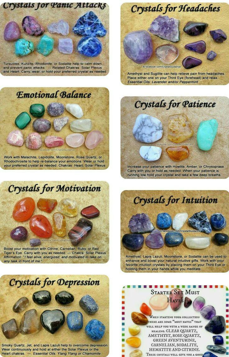 Crystals Crystal Healing Meditation Crystals Stones Crystals Crystal Healing Chart