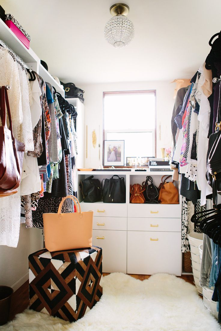 Closet Makeover, Tour & Tips! via A House in the Hills