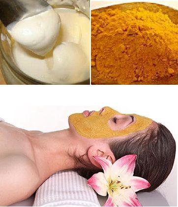 Turmeric for Lighten Skin