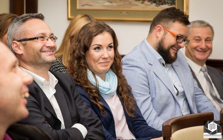 Jest naprawdę nieszablonowo! - spotkanie przedsiębiorców photo by Gordon Blackler Photography http://on.fb.me/1zawQys