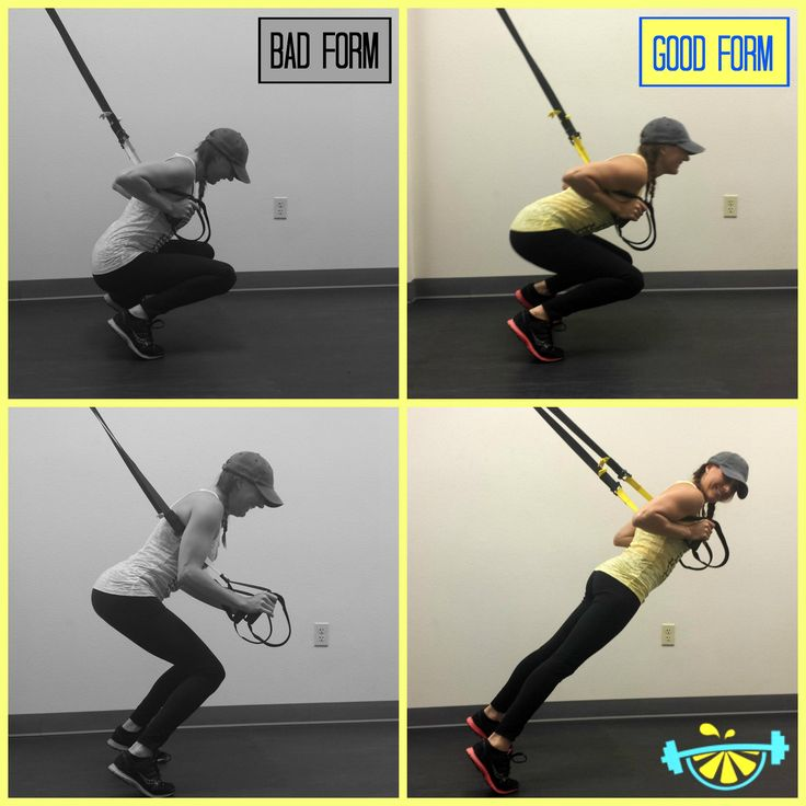 Trx Bands Workout Youtube: 20 Best Images About How To...Use The TRX On Pinterest