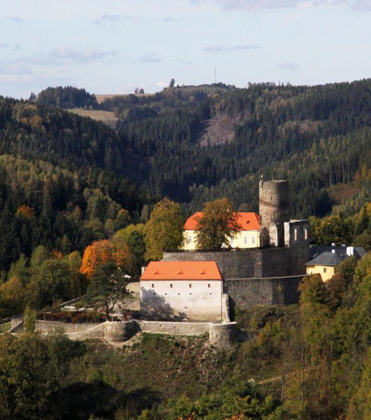Svojanov castle (East Bohemia), Czechia