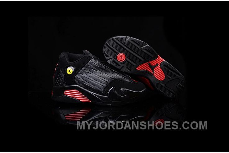 http://www.myjordanshoes.com/kids-jordankids-air-jordan-14-black-red-new-arrivals.html KIDS JORDAN|KIDS AIR JORDAN 14 BLACK RED NEW ARRIVALS Only $73.00 , Free Shipping!