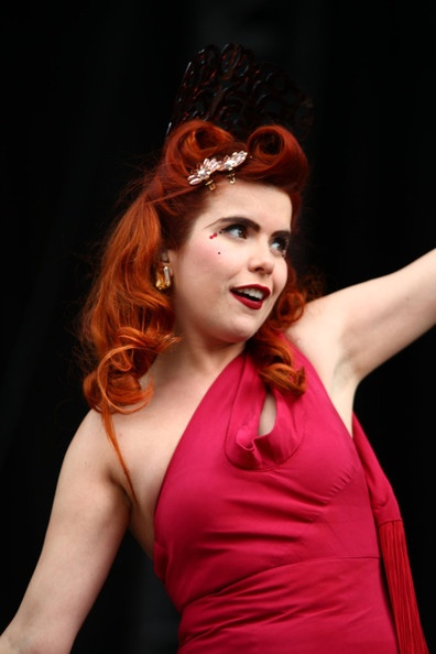 Paloma Faith Vintage Hair with Clips