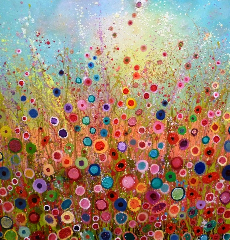 Find this painting (80cm x 80cm £1600) and more wonderful paintings by Yvonne Coomber at Lyndhurst Gallery www.lyndhurstgallery.co.uk