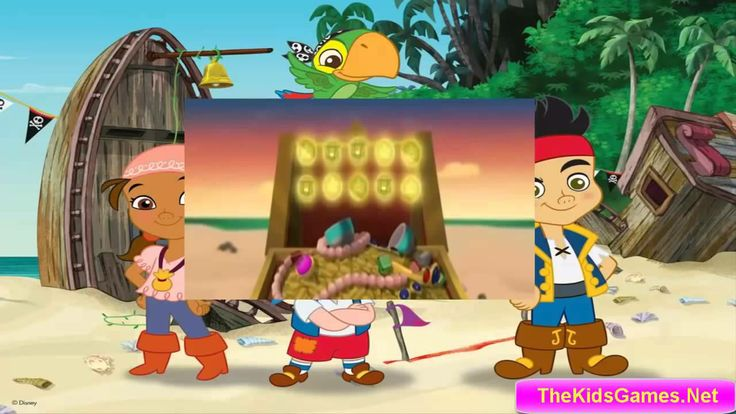 Jake and the NeverLand Pirates Jake's Royal Rescue Full Episode