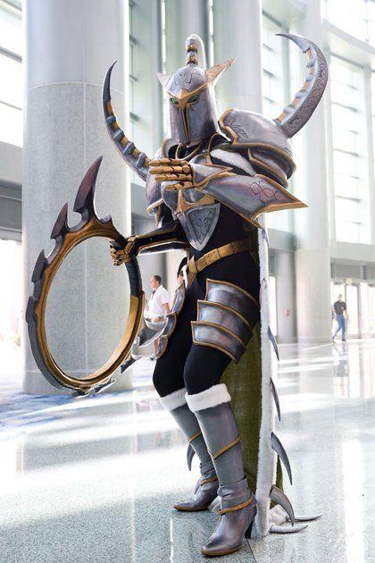 Maiev Shadowsong from Warcraft 3 & World of Warcraft: The Burning Crusade.