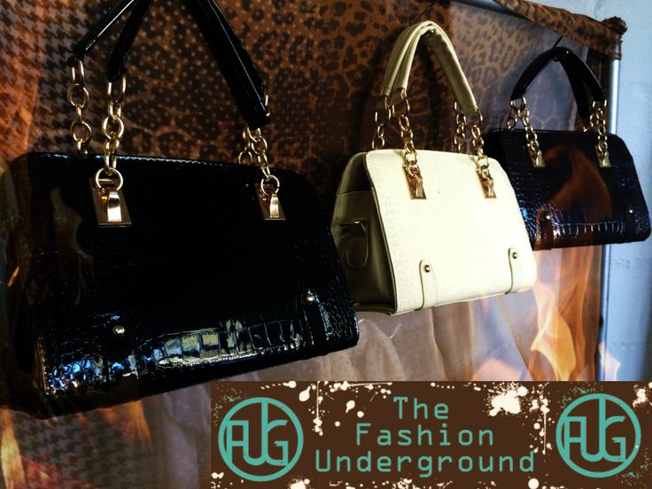 Handbags From The Fashion Underground @ #YDE #Winterfashion