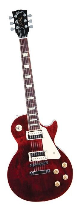 Gibson Les Paul Traditional Pro II '60s Neck Electric Guitar Merlot (via Musician's Friend)