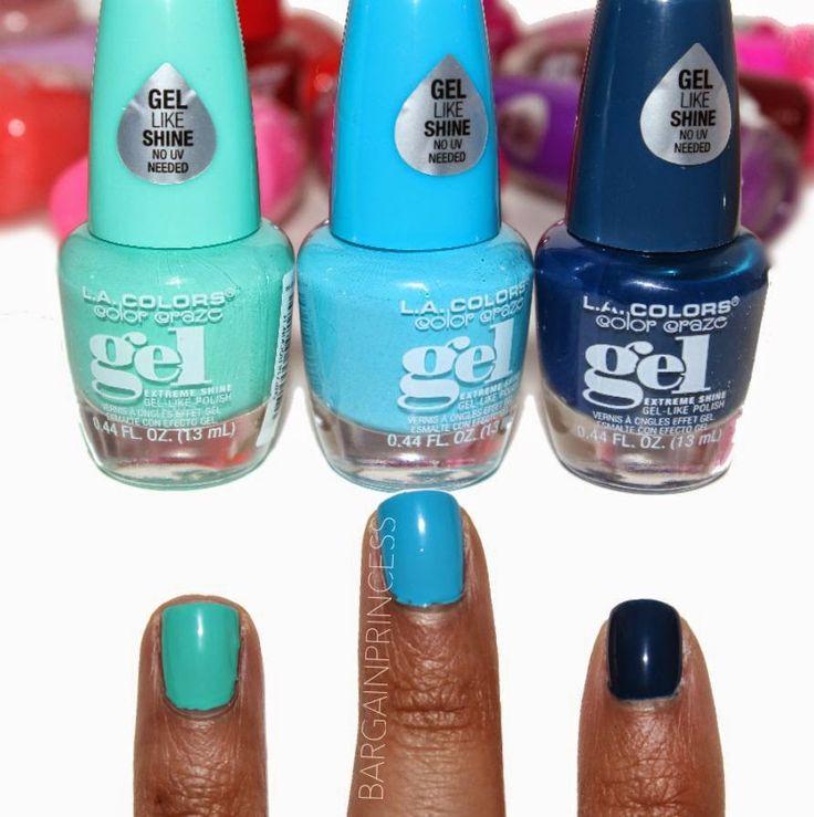 17 Best LA Colors Polish Nails Images On Pinterest