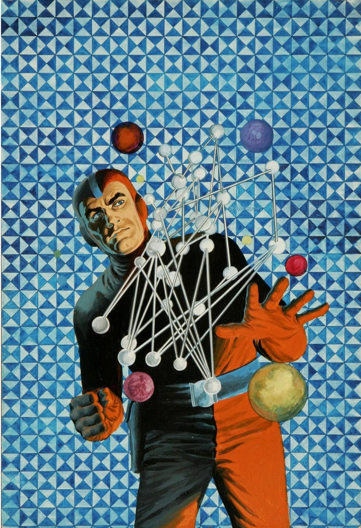 Gray Morrow's Perry RhodanSci Fi Illustration, Perry Rhodan, Scifi, Sci Art, Sci Fi Art, Science Fiction, Retro Future, Gray Morrow, Art Illustration