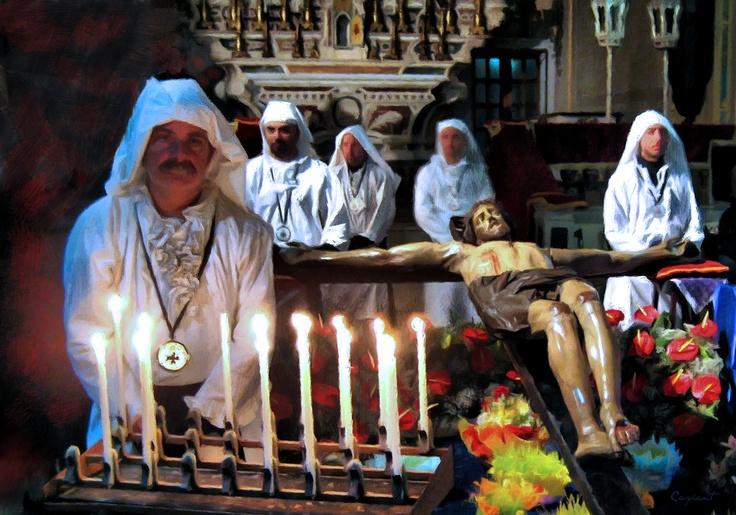Settimana Santa [Holy Week]