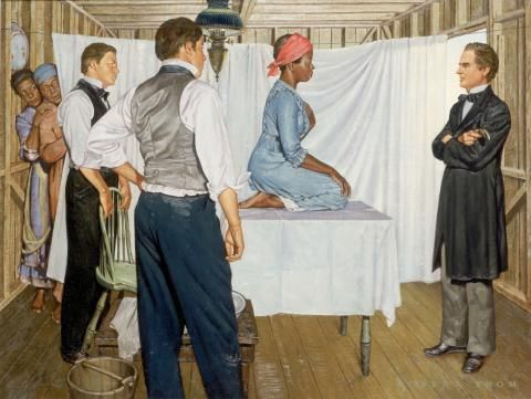 """Sexuality in Color: The Foundations of Gynecology - We explore the darkhistory of the foundations of surgical gynecology and its """"father"""", J. Marion Sims, inventor of the vaginal speculum, who performed experiments on enslaved women without anaesthesia in the mid-1800's, and learn about the ways in which the legacy of racism and sexualization towards black folks has persisted and developed to have a measurable effect on health outcomes."""