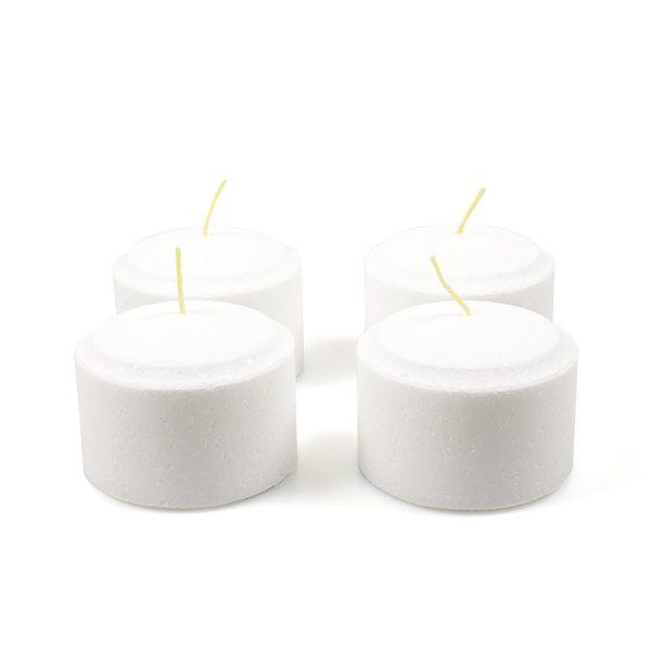 4er-Set für Bio-Kerze von Engels 6x7,5 cm  - Jetzt im #KONTOR1710