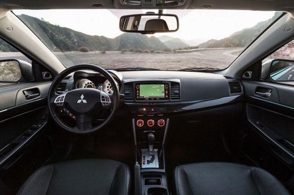 2018 Mitsubishi Lancer Interior Mitsubishi Mitsubishi Lancer