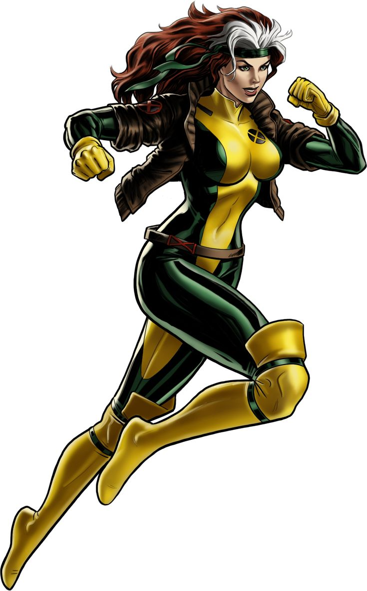 Rogue (Anna Marie) (Earth-12131) in Marvel: Avengers Alliance