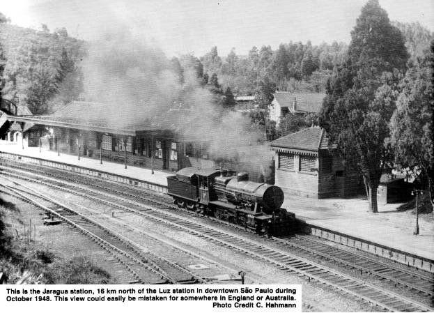 Estação Jaraguá, 1948