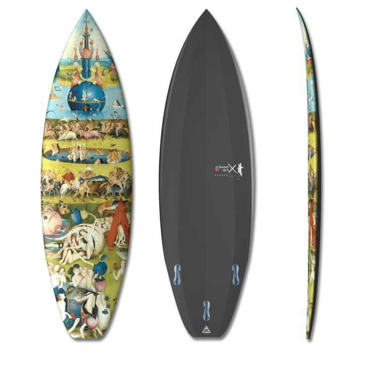Surfboard by boom-art and UWL
