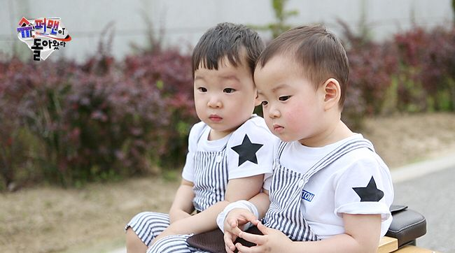 Daehan, Minguk | The Return of Superman