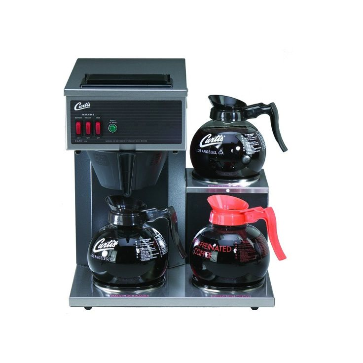 Curtis cafe3db10a000 12 cup pourover coffee brewer