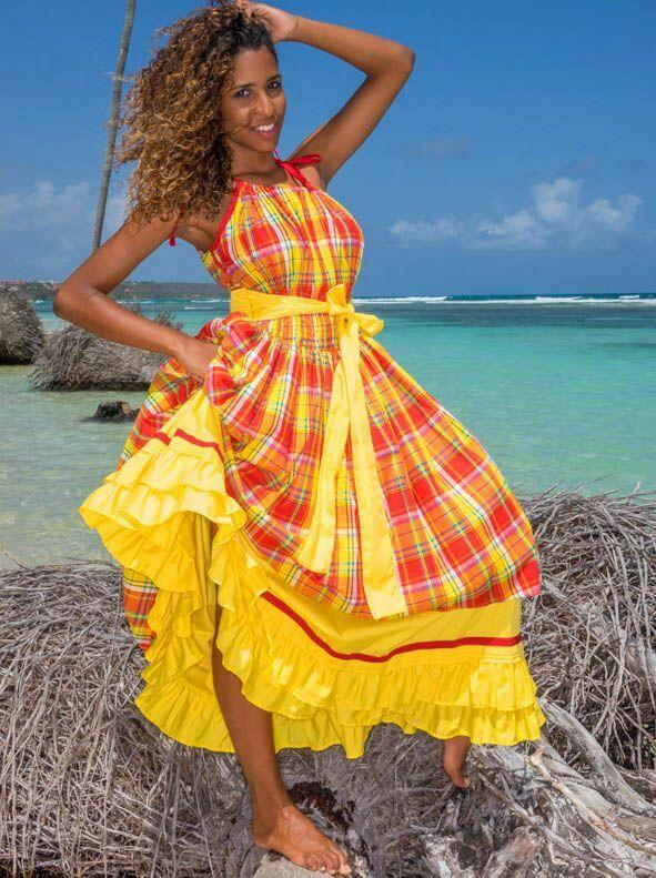 Caribbean  Dress...... Luv it