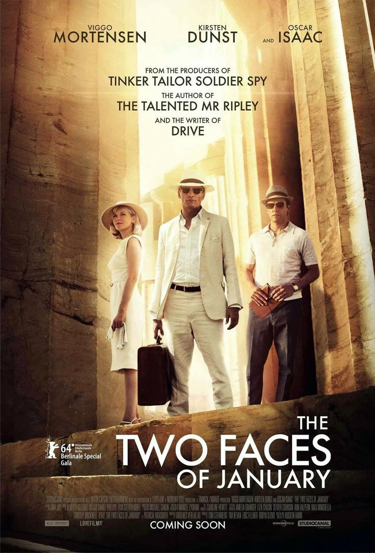 """The Two Faces of January"" 