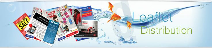 #Leaflet_Distribution_Company takes care of designing, printing and distribution of leaflets.