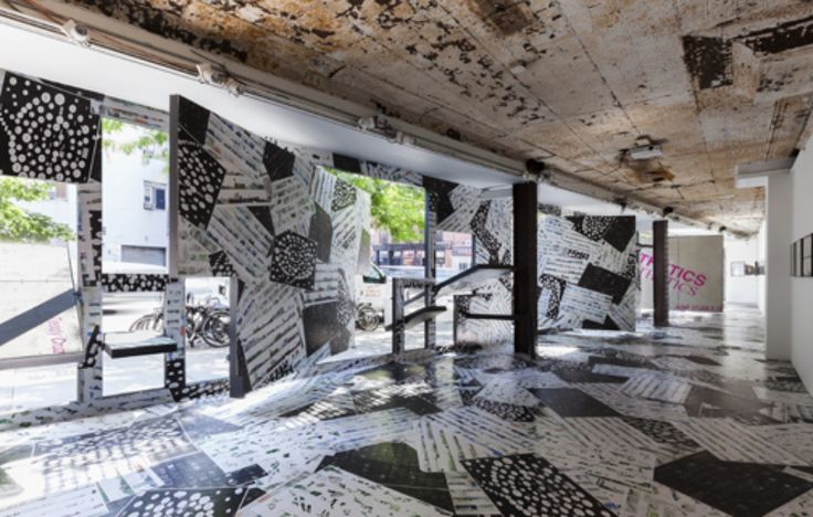 Redefining Radical Office Space: US Pavilion At 2014 Venice Biennale Revealed - Architizer