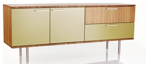 Clermont modern buffets and sideboards