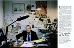Ian Hislop for The Telegraph Magazine by Inzajeano Latif