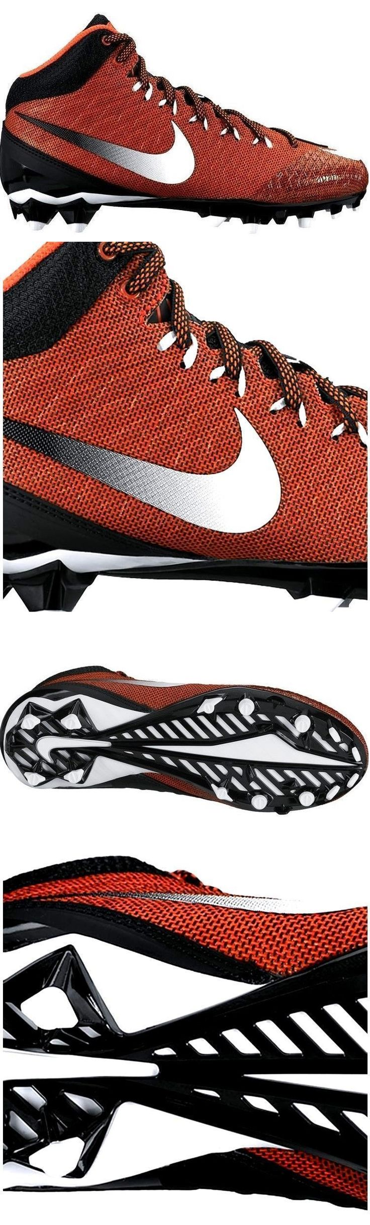 Youth 159118: Nike 723975-800 Calvin Johnson Cj3 Pro Td Football Cleats Size 4Y, 5.5Y Megatron -> BUY IT NOW ONLY: $39.0 on eBay!