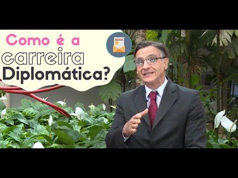 Diretor do Instituto Rio Branco fala sobre o concurso de diplomata e a c...