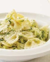 Farfalle with Yogurt and Zucchini. Yum. | Pastafarian | Pinterest ...