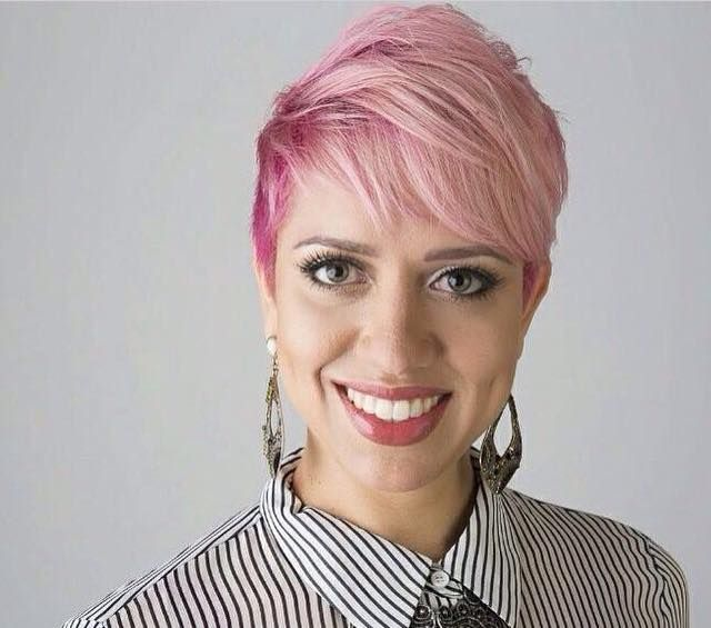 Jetez+un+oeil+par+ici+pour+les+coupes+de+cheveux+courts+rouges+épicés+pour+les+femmes+indépendantes