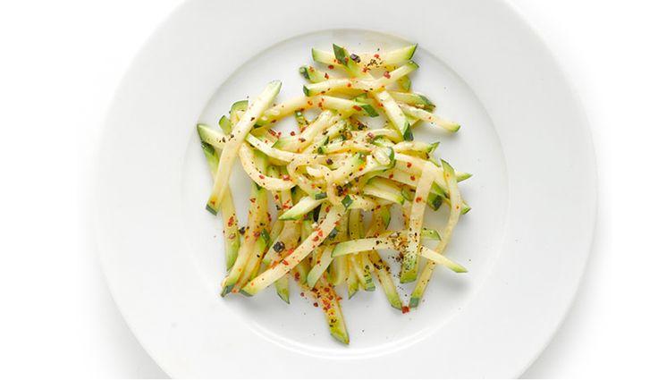 Sautéed Zucchini - Bon Appétit