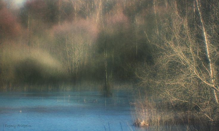 Spring (Monocle). © By Evgeny Fridgelm.