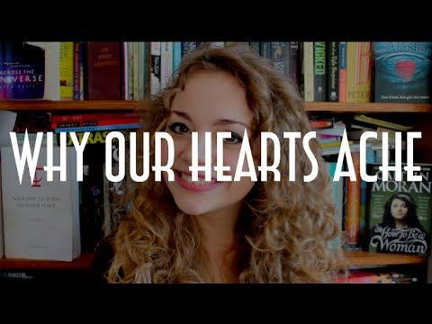 Why Our Hearts Ache - Carrie Hope Fletcher. I love her, she always makes me feel better.